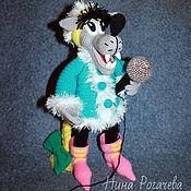 Куклы и игрушки handmade. Livemaster - original item The wolf from m/f