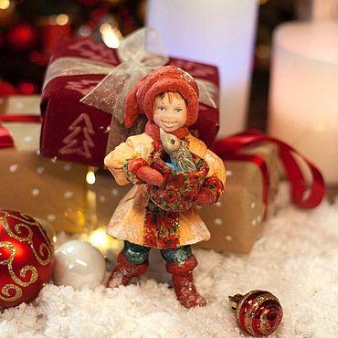 Куклы и игрушки ручной работы. Ярмарка Мастеров - ручная работа Емеля.. Handmade.