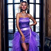 Одежда ручной работы. Ярмарка Мастеров - ручная работа Платье VERA YAKIMOVA BRAND. Handmade.