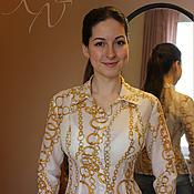 Одежда handmade. Livemaster - original item Blouse Long Sleeve. Handmade.