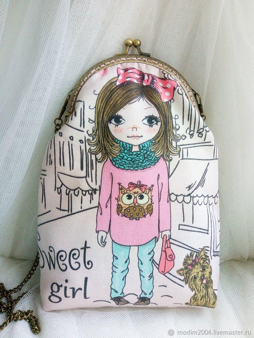 "Сумочка ""Sweet girl"", Сумки, Кемерово, Фото №1"