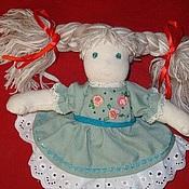 Куклы и игрушки ручной работы. Ярмарка Мастеров - ручная работа Кукла Весна. Handmade.