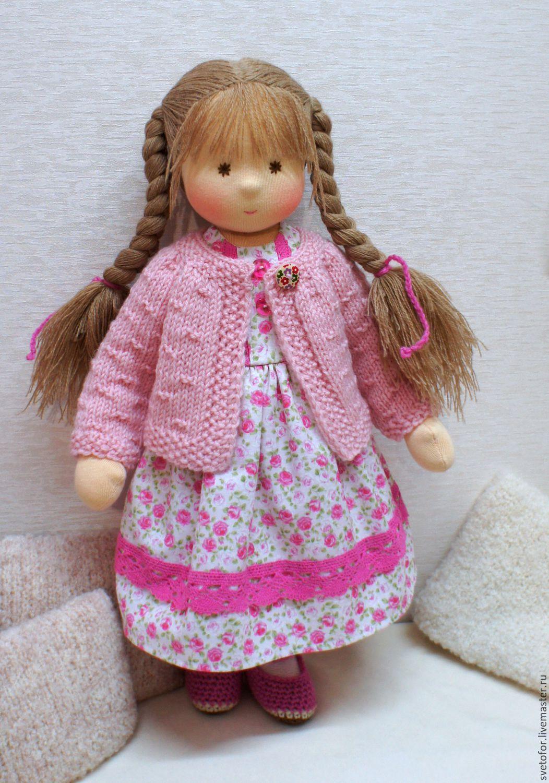вальдорфские куклы фото внести