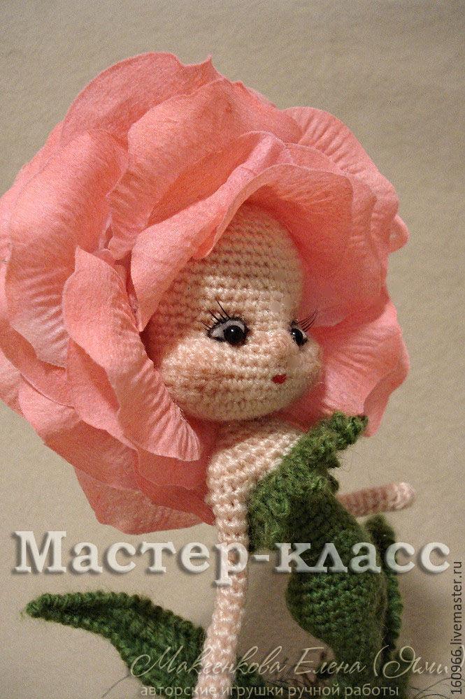 МК по вязанию Розочки, Схемы для вязания, Днепр,  Фото №1