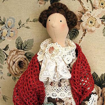 Куклы и игрушки ручной работы. Ярмарка Мастеров - ручная работа Мамин чай. Handmade.