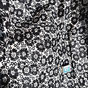 Ткани ручной работы. Ярмарка Мастеров - ручная работа 300 х 76 см. Ткань ситец, винтаж.. Handmade.
