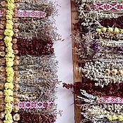 Русский стиль ручной работы. Ярмарка Мастеров - ручная работа Дорожка из крымских трав. Handmade.