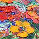 """Картины цветов ручной работы. Картина """"Маки в Синей Вазе"""" - картина маслом с маками. ЯРКИЕ КАРТИНЫ Наталии Ширяевой. Ярмарка Мастеров."""