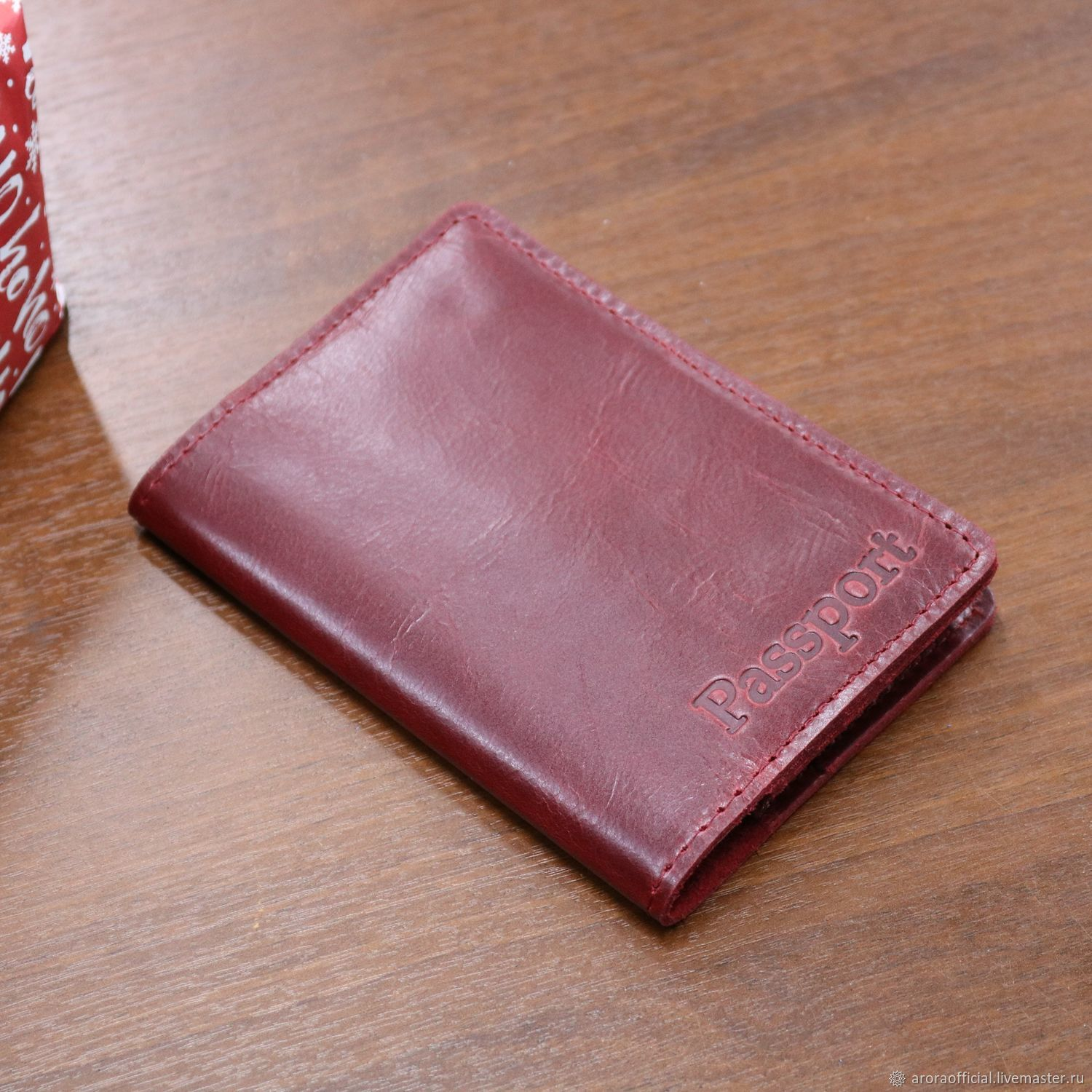 Passport cover, Passport cover, Moscow,  Фото №1