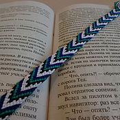 handmade. Livemaster - original item Bookmark in the book