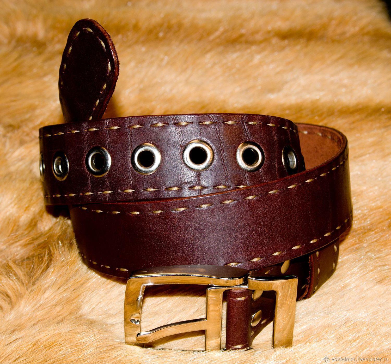 Купить ремень кожаный в воронеже женские ремни дорогие