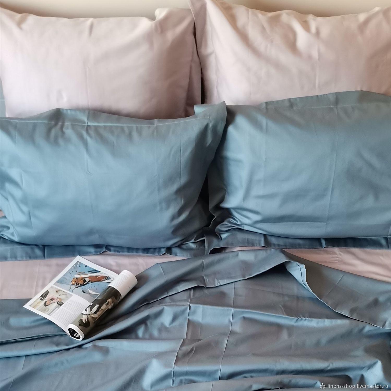 Уютное постельное белье из премиального сатина, Комплекты постельного белья, Москва,  Фото №1