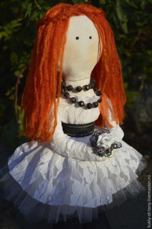 Коллекционные куклы ручной работы. Ярмарка Мастеров - ручная работа. Купить Авторская кукла ручной работы 3. Handmade. Кукла