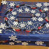 Для дома и интерьера ручной работы. Ярмарка Мастеров - ручная работа Ящик для писем Деду Морозу. Handmade.