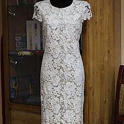 """Свадебный салон ручной работы. Ярмарка Мастеров - ручная работа Платье"""" Royal Richelieu"""" для Мамы будущей Невесты. Handmade."""