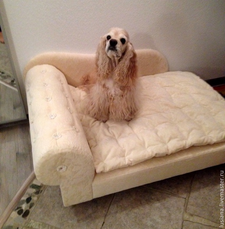 Couch for big dogs Favorit, Accessories for Pets, Ekaterinburg,  Фото №1