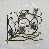 Скульптуры ручной работы. Ярмарка Мастеров - ручная работа Птички на виноградной лозе. Handmade.