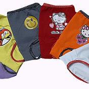 Одежда детская handmade. Livemaster - original item Children`s underwear: panties-shorts. Handmade.