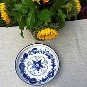 Винтаж handmade. Livemaster - original item Dish pottery