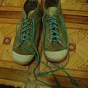 Аксессуары ручной работы. Ярмарка Мастеров - ручная работа Шнурки в ботинки. Handmade.