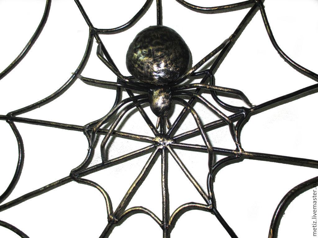 Паука из металла своими руками фото 641
