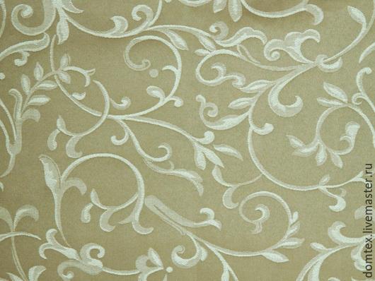Ткань для скатерти Вензель 3 /Teflon