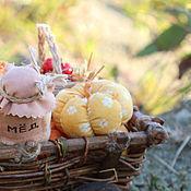 Куклы и игрушки ручной работы. Ярмарка Мастеров - ручная работа Телега Урожай. Handmade.
