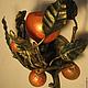 """Освещение ручной работы. Ярмарка Мастеров - ручная работа. Купить Кованый светильник - бра """" Яблонька"""". Handmade. Кованый светильник"""