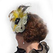 Украшения ручной работы. Ярмарка Мастеров - ручная работа ободок с украшением. Handmade.