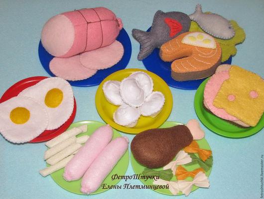 Еда ручной работы. Ярмарка Мастеров - ручная работа. Купить Меню на любой вкус. Handmade. Еда для кукол, для кукол