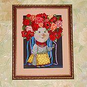 Картины и панно ручной работы. Ярмарка Мастеров - ручная работа Украиночка. Handmade.