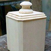 Материалы для творчества handmade. Livemaster - original item The box for the kitchen range of the workpiece 028; 029; 030. Handmade.