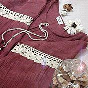 Одежда ручной работы. Ярмарка Мастеров - ручная работа Блузка в стиле бохо.. Handmade.