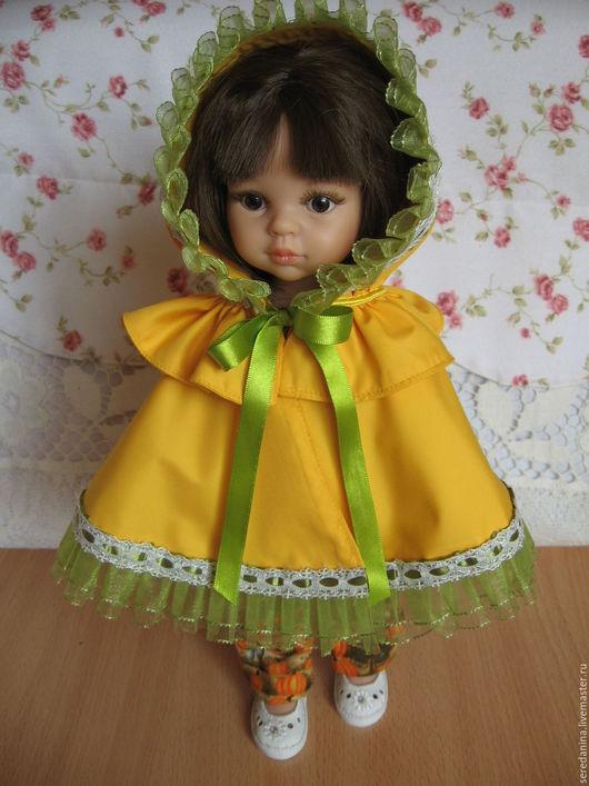 Одежда для кукол ручной работы. Ярмарка Мастеров - ручная работа. Купить Комплект одежды для кукол Паола Рейна. Handmade. Кукла