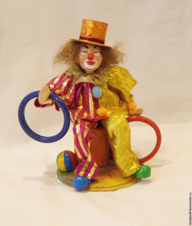 для детей авторские куклы клоуны фото ворота крепятся столбам