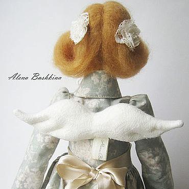 Куклы и игрушки ручной работы. Ярмарка Мастеров - ручная работа Тильда Мэгги. Handmade.