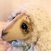 Куклы и игрушки ручной работы. Ярмарка Мастеров - ручная работа Ах! я бедная овечка. Handmade.
