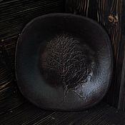 Посуда ручной работы. Ярмарка Мастеров - ручная работа Про сердце леса. Handmade.