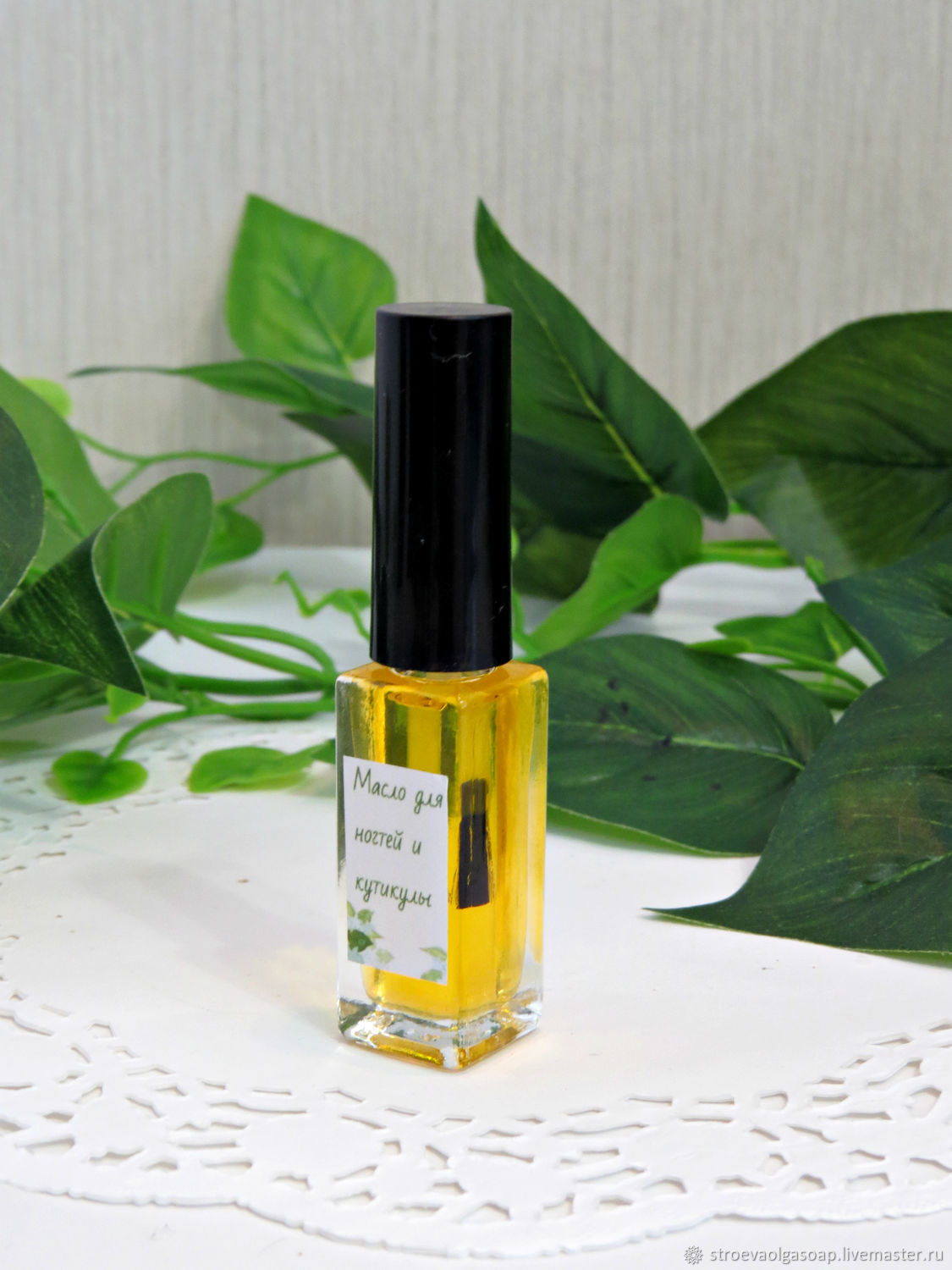 Oil for nails and cuticles – shop online on Livemaster with shipping ...