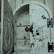 Для дома и интерьера ручной работы. Ярмарка Мастеров - ручная работа Ключница №13. Handmade.
