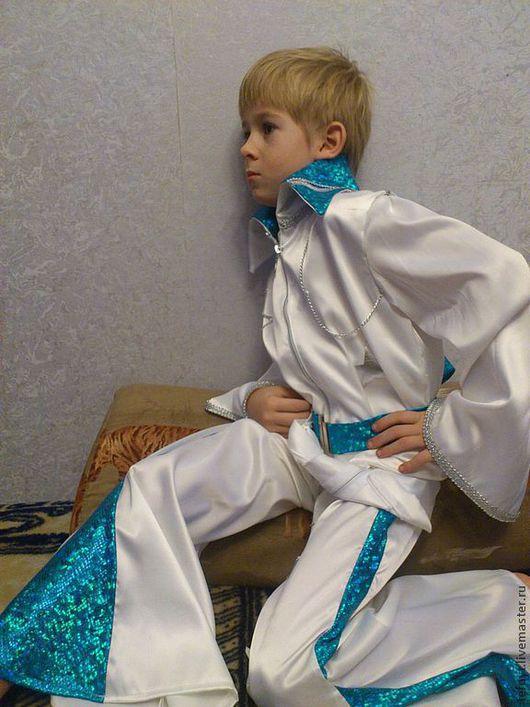"""Детские карнавальные костюмы ручной работы. Ярмарка Мастеров - ручная работа. Купить Костюм """"Пресли"""". Handmade. Белый"""