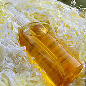 """Косметика ручной работы. Ярмарка Мастеров - ручная работа Гидрофильное масло для умывания """"Цветочный нектар"""". Handmade."""