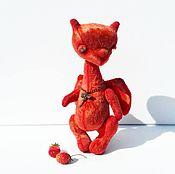 Куклы и игрушки handmade. Livemaster - original item Teddy dragon (dragon). Handmade.
