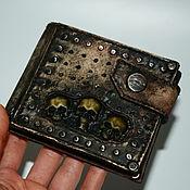 Сумки и аксессуары handmade. Livemaster - original item Wallet mens. Handmade.