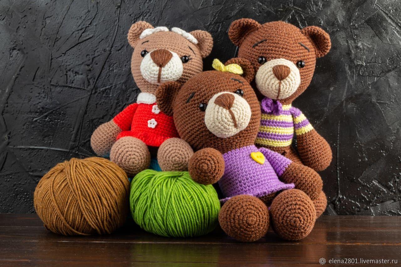 Мишки -малышки, Игрушки, Нур-Султан, Фото №1