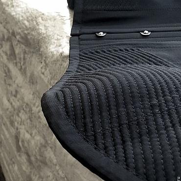 """Одежда ручной работы. Ярмарка Мастеров - ручная работа Корсет """"Song of the wind"""" стеганый шелковый. Handmade."""
