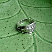 Украшения ручной работы. Ярмарка Мастеров - ручная работа Серебряное кольцо щитковое / кольцо серебро 925 пробы. Handmade.