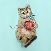 Куклы и игрушки ручной работы. Ярмарка Мастеров - ручная работа Шалун. Handmade.