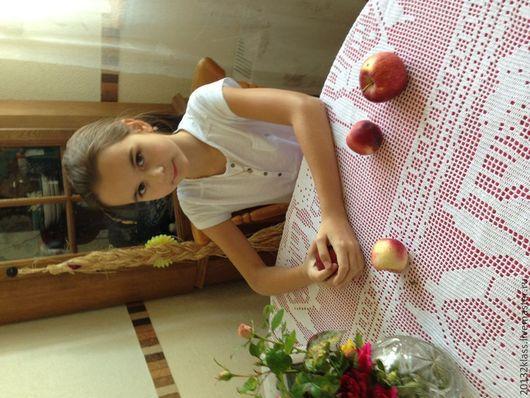 Текстиль, ковры ручной работы. Ярмарка Мастеров - ручная работа. Купить Скатерть в технике филейного вязания крючком. Handmade.