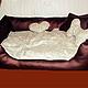 Аксессуары для собак, ручной работы. Лежанка для крупной собаки из искусственной кожи. Ирина (avantasia). Интернет-магазин Ярмарка Мастеров. Коричневый